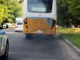 Водители автобусов Шымкента любят ездить без техосмотра и разговаривать по телефону