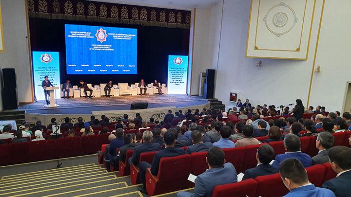 Недобросовестные налогоплательщики Казахстана сотни раз в этом году воспользовались открытыми границами