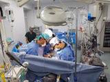 Операцию на открытом сердце сразу после кесарева сечения провели кардиохирурги Шымкента