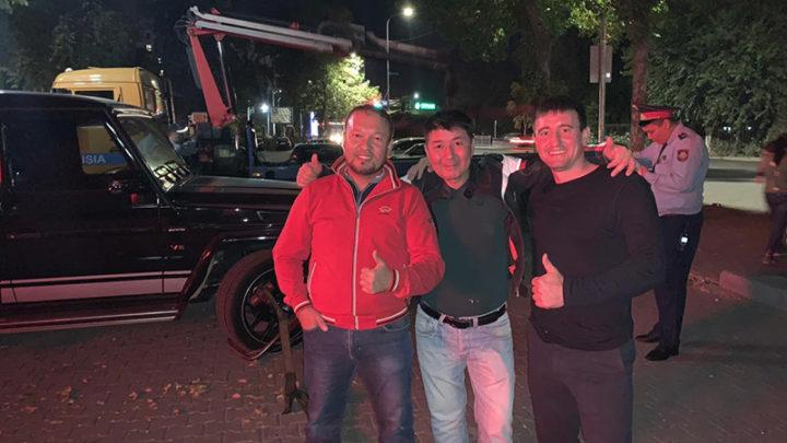 Прокуроры объяснили, почему отпустили Руслана Жанпеисова