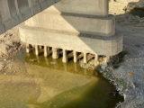 Единственный в Шымкенте мост для большегрузных машин вызывает беспокойство перевозчиков