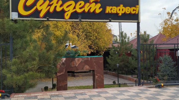 2 человека подозреваются в стрельбе в кафе Шымкента
