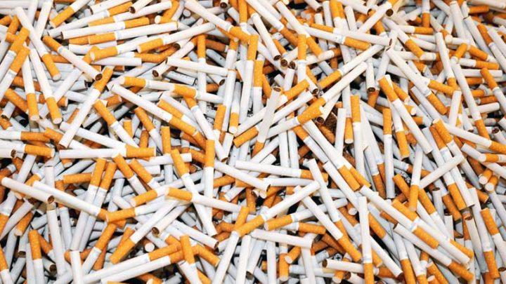 Контрафактные сигареты и алкоголь изъяли в Шымкенте
