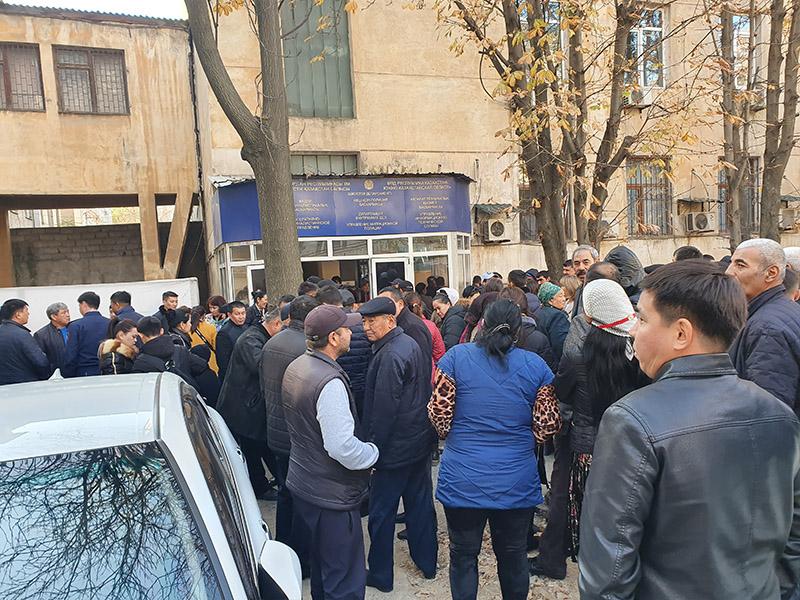 23 подсудимых по делу о РЭО вышли из зала суда на свободу
