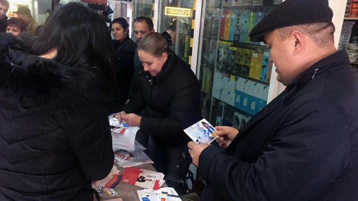 Перейти с «патента» на «упрощенку» продавцы Шымкента должны в декабре