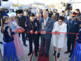 В Туркестане новым фронт-офисом удивляли лучшего полицейского Нью-Йорка