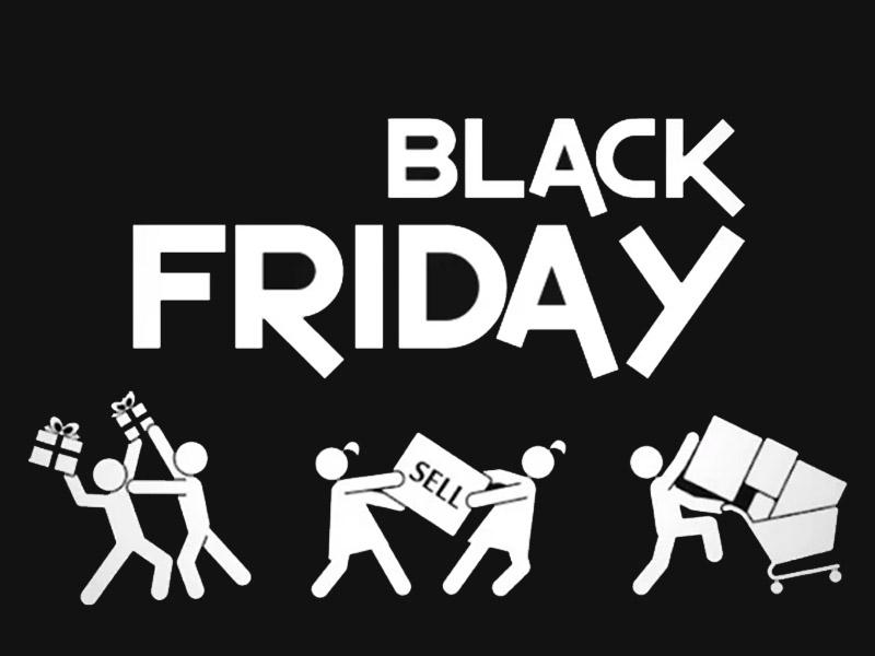 Интересные факты: как казахстанцы относятся к Black Friday