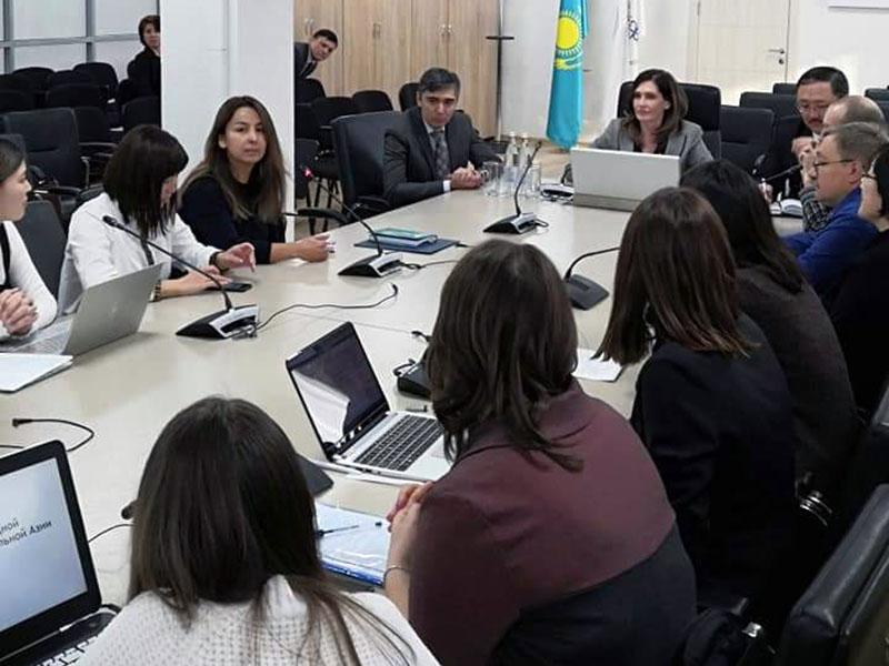 16 курсантов из Казахстана учатся по программе Прикладной Эпидемиологии (FETR)