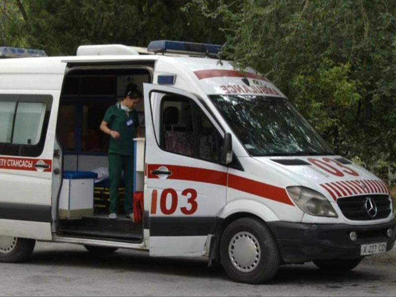 85% ожога тела получила женщина, которая подожгла себя в Шымкенте