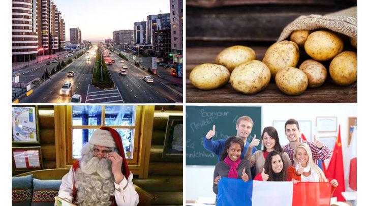#ИНФУНАДА?!: расскажем о том, как выбирать картофель и как будем отдыхать
