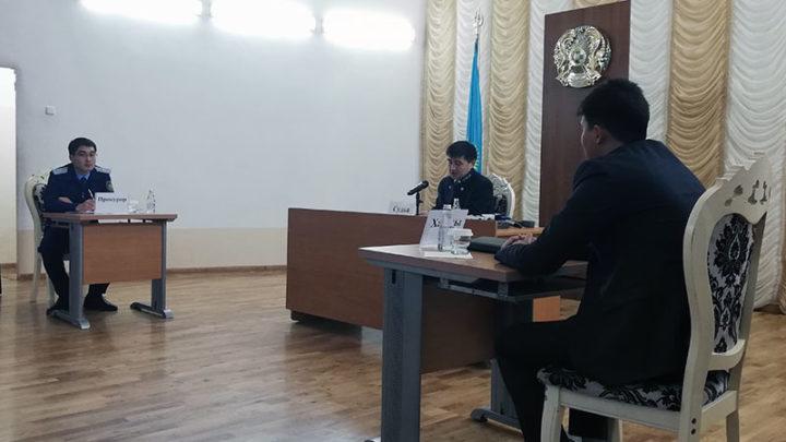 Зачинщиков школьной потасовки со стрельбой осудили в Шымкенте