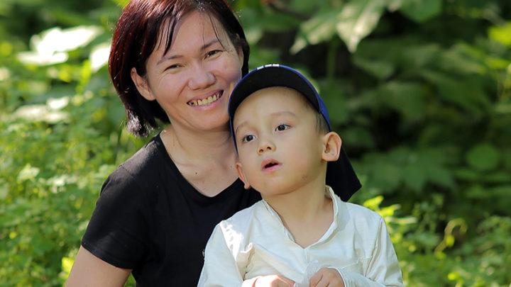 Мама особенного ребенка из Шымкента объединила таких же женщин, как она, со всей страны