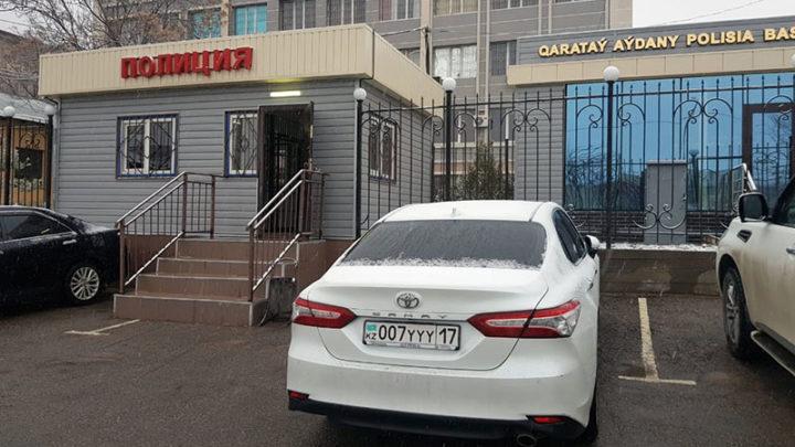 Новое видео о лихачестве шымкентцев в Туркестане появилос