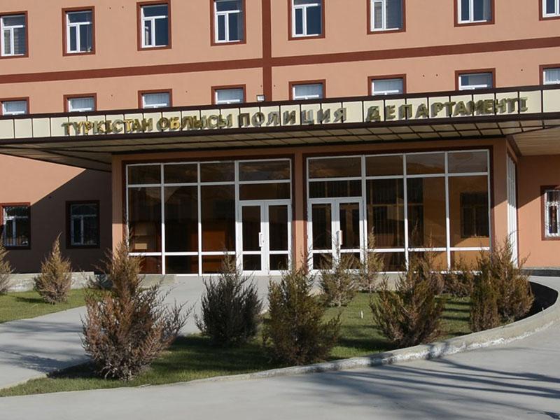Водитель в нетрезвом виде и без прав устроил в аварию в Туркестанской области