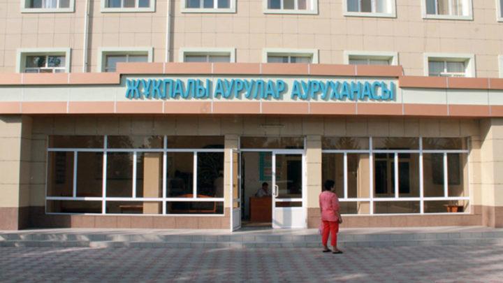 16 шымкенцев были в карантине в инфекционной больнице из-за ситуации с коронавирусом