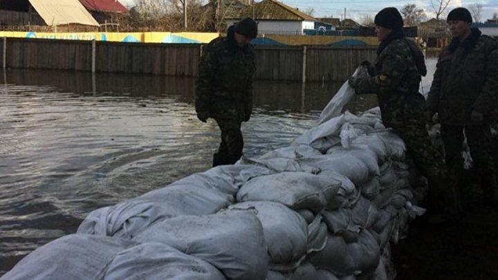 609 населенных пунктов в стране под угрозой затопления