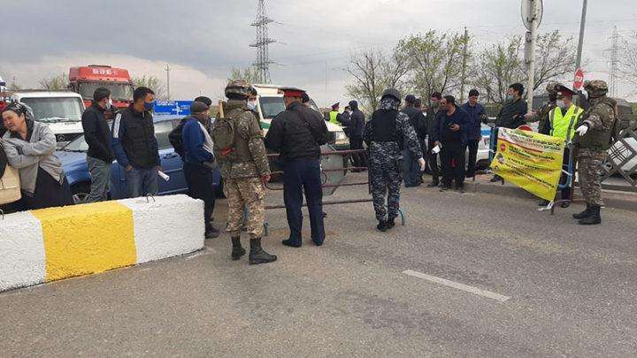 Закрыты на карантин село Абдихалык и микрорайон в Жетысае