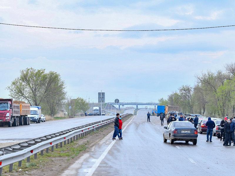 Карантин будет введен в Шымкенте с 4 апреля