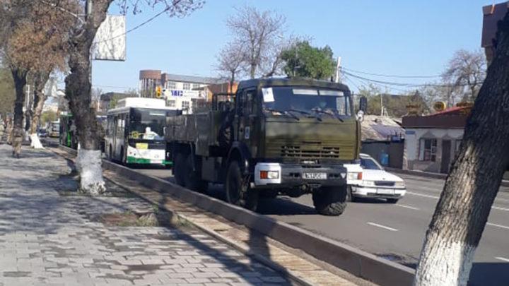 Мужчина, умерший в Шымкенте с диагнозом «коронавирус», был водителем грузовика