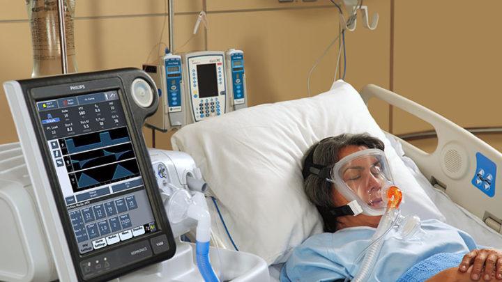 Стало известно, сколько в Шымкенте аппаратов искусственной вентиляции легких