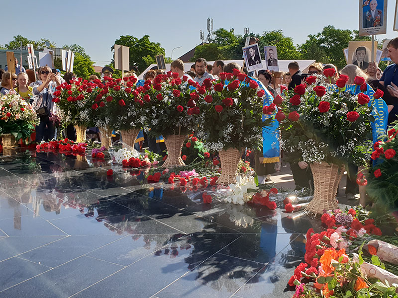 Касым-Жомарт Токаев поздравил казахстанцев с 75-летием Победы