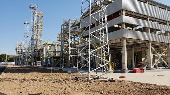 Вспышка COVID-19 на нефтеперерабатывающем заводе Шымкента началась с общежития