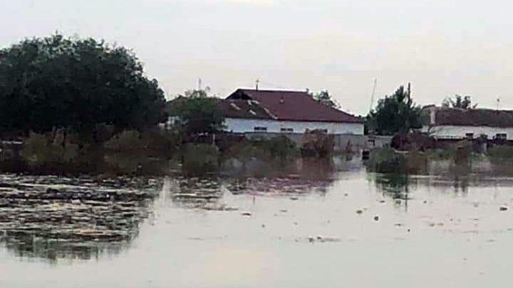 5400 человек эвакуированы из-за затоплений в Мактааральском районе