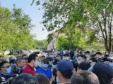 Бригады скорой помощи Шымкента возмущена выплатами надбавок за работу в условиях риска