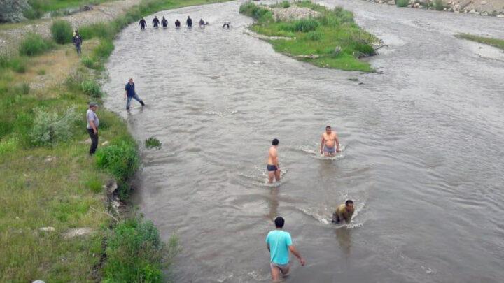 Трехлетняя девочка утонула в реке Арысь Туркестанской области