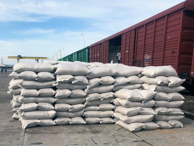 Оштрафованы предприниматели за попытку вывезти тысячу тонн пшеницы из Казахстана