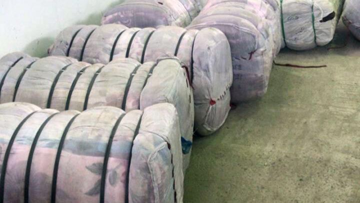 Контрабанду на 64 млн тенге пытались завезти в Казахстан