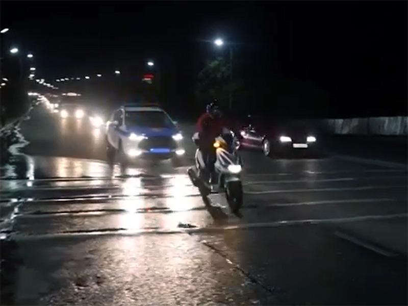 Мотоциклисты Шымкента будут под особым контролем полицейских до 25 июня
