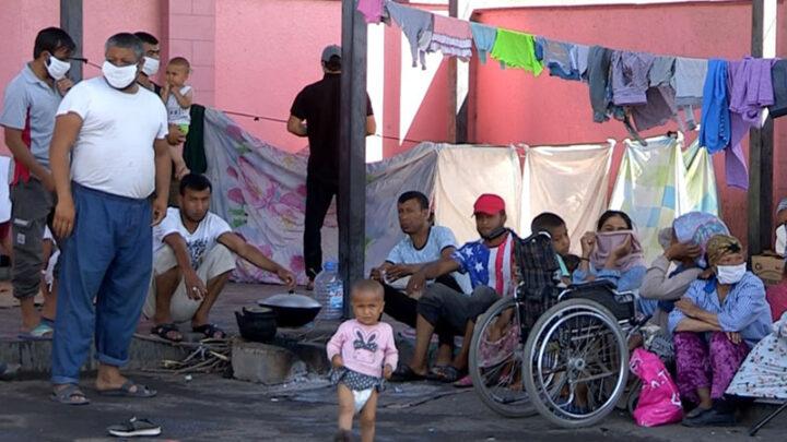 Граждане Таджикистана, застрявшие на казахстанско-узбекистанской границе, вернулись домой