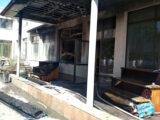 20 человек эвакуировали из театра оперы и балета из-за пожара