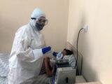 1000 человек с пневмонией госпитализированы в Шымкенте за неделю
