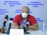 Советы жителям Шымкента дал российский врач-реаниматолог Денис Цветков