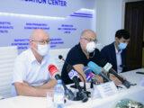 Российские врачи закончили работать в Шымкенте