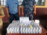 Более тысячи штук тестов на COVID-19 незаконно пытался провезти через границу гражданин Узбекистана