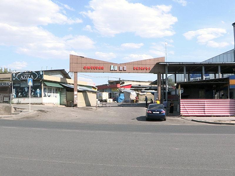 Работа рынков и автобусов изменилась в Шымкенте