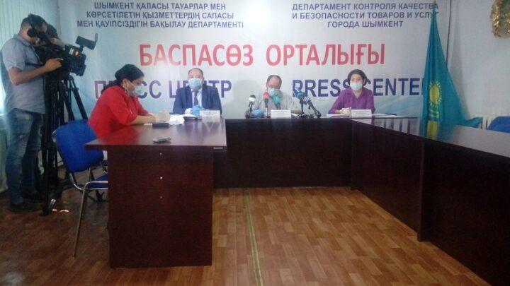 Более чем на 21 млн тенге оштрафованы объекты бизнеса в Шымкенте