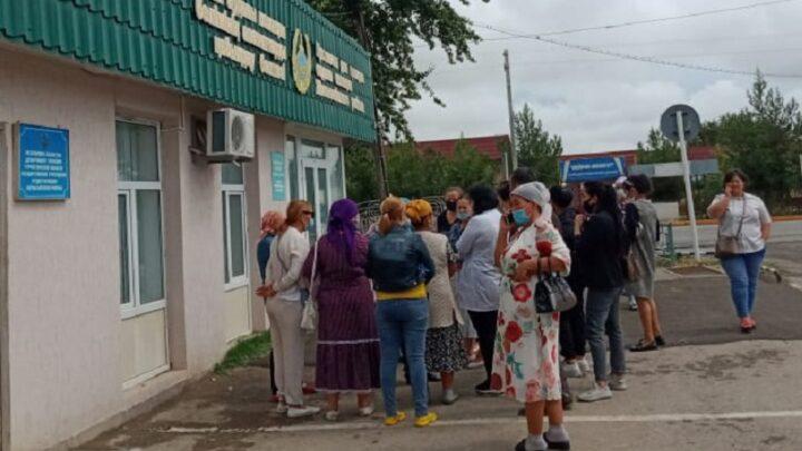 Жертвами финансовой пирамиды стали 74 жителя Туркестанской области