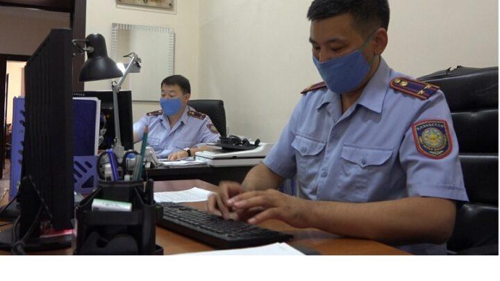 Вину коллеги в насильственных действиях сексуального характера 4 года доказывали полицейские Туркестанской области