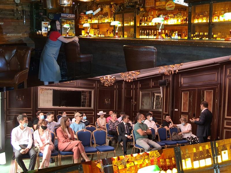 Рестораторы Шымкента возмущены условиями работы в карантин