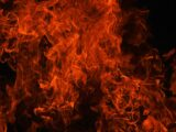Пожар оставил без офисов кондитерское предприятие в Шымкенте