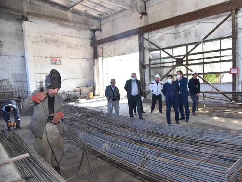 13 человек погибли на производствах в этом году в Туркестанской области