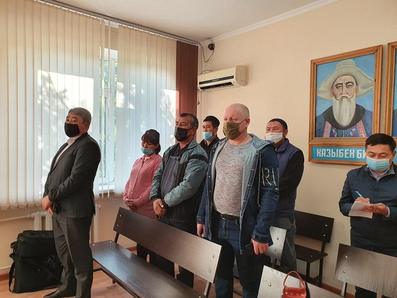Оглашен приговор дезинфектору, по вине которого погибли трое детей
