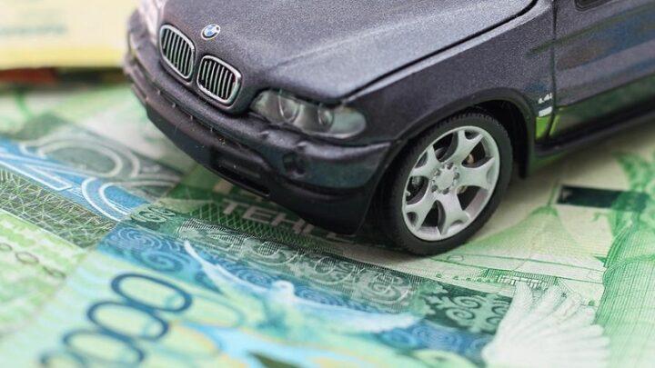 Автомобили должников транспортного налога водворяют на штрафстоянку в Шымкенте