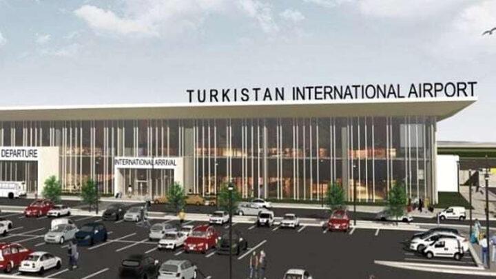 «Странное» открытие аэропорта в Туркестане прокомментировали чиновники
