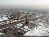 Шымкент - город с миллионом экологических проблем.