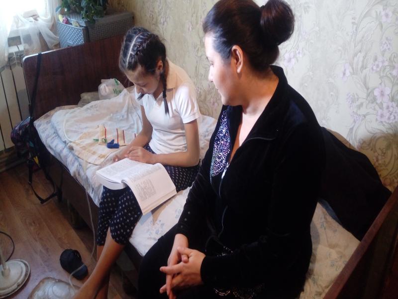 Помощь на трансплантацию почки требуется 16-летней девочке